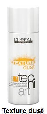 texture dust