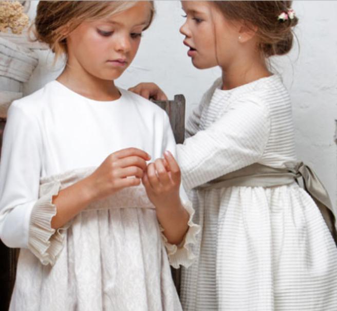 Opiniones vestidos comunion teresa y leticia