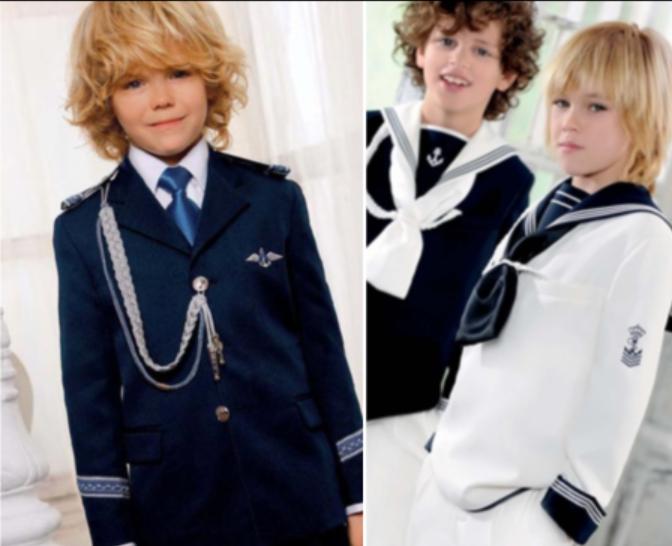 trajes clasicos niño def