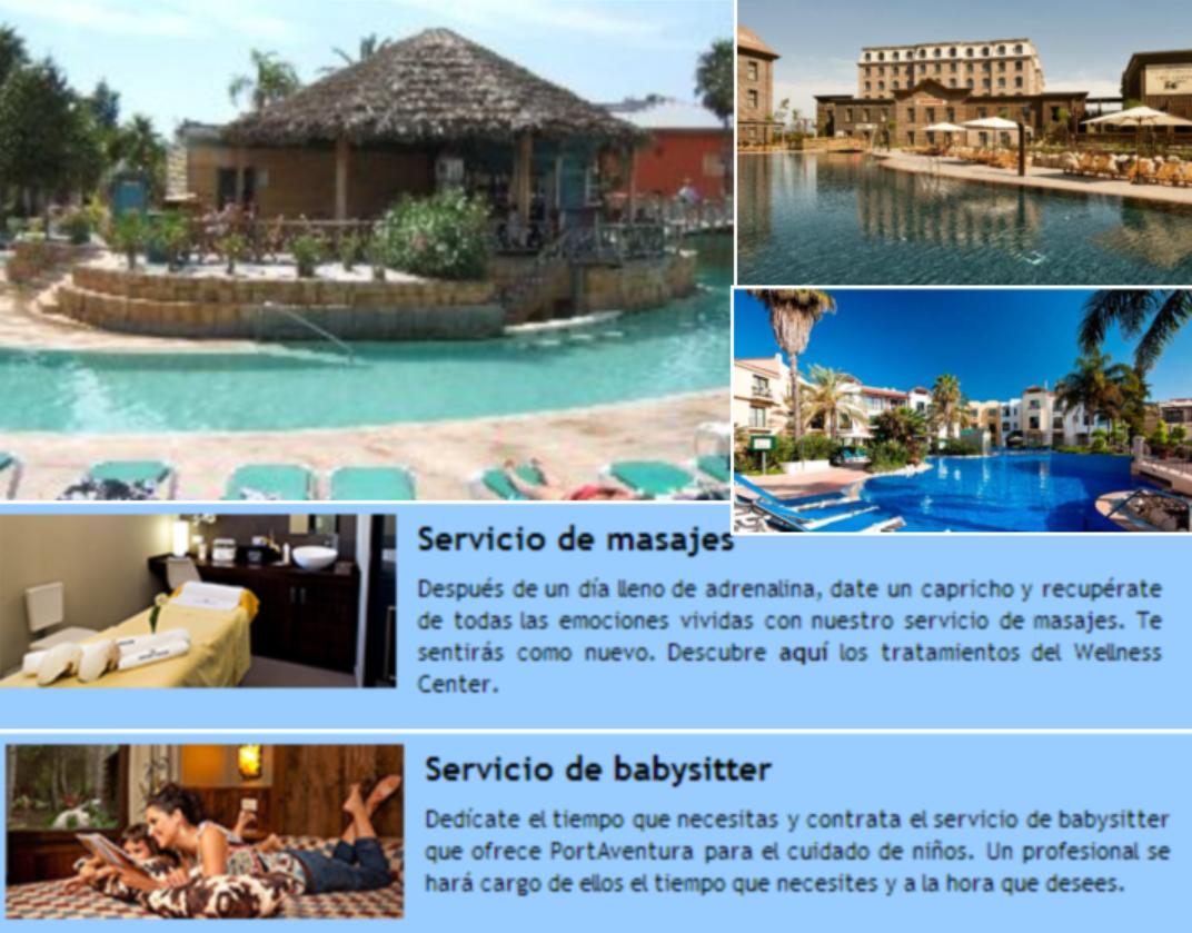 hoteles port aventura def