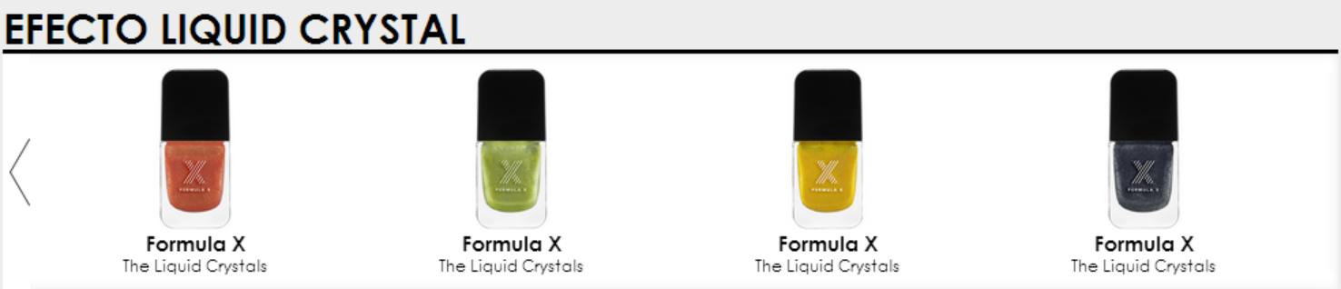liquid cristal
