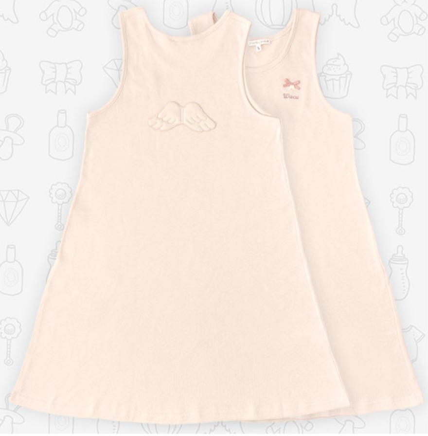 vestido wacu para mama