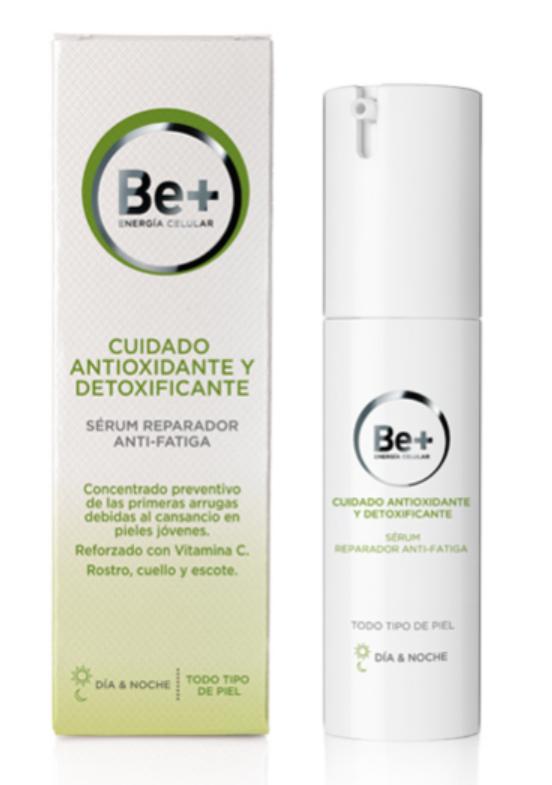 be+ antioxidante y detoxificante
