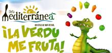 Como añadir de forma divertida la Dieta mediterránea a nuestros peques…