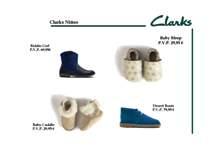 Descubre la nueva colección de Clarks te encantará
