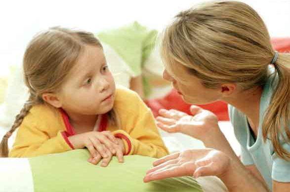 hablar con hijos